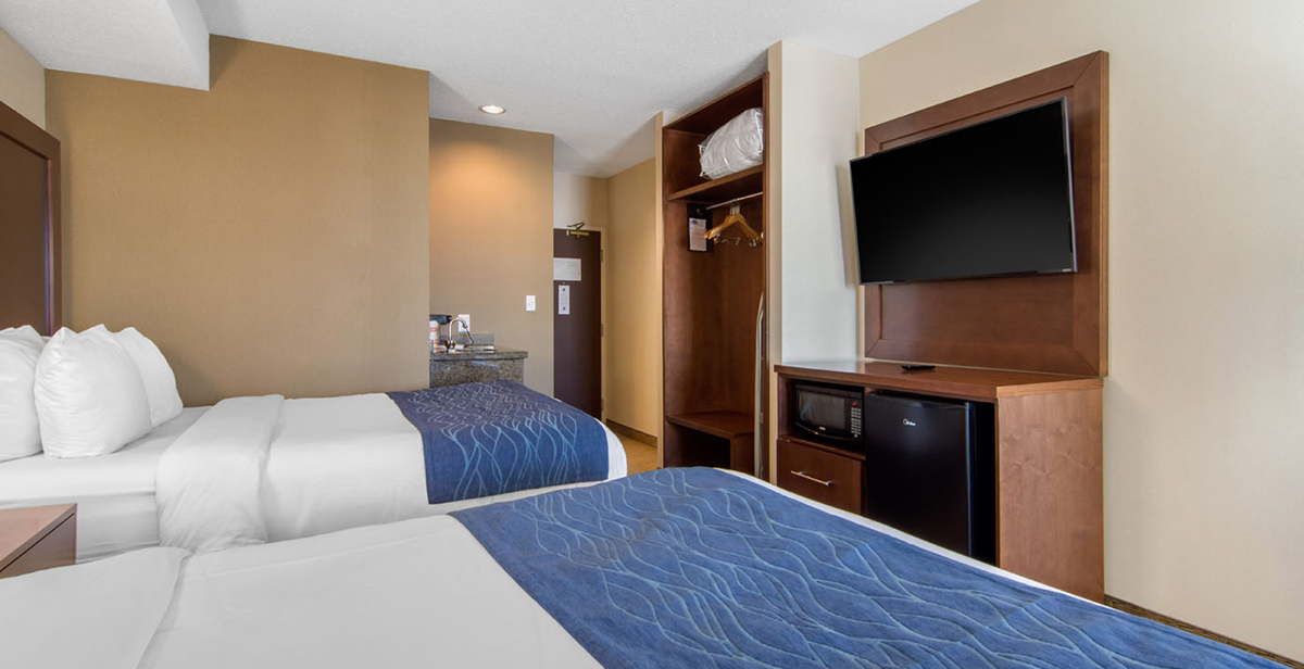 Medicine Hat's Pet-Friendly Hotel: Comfort Inn & Suites Medicine Hat
